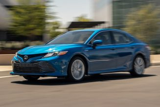 2020 Toyota Camry Hybrid XLE Review: Can It Compete With Honda and Hyundai?