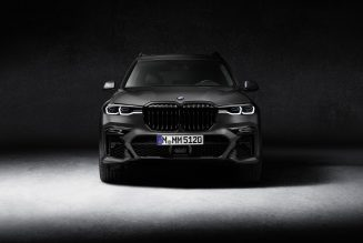 2021 BMW X7 Dark Shadow Edition: Lights Out for Bimmer's 523-HP SUV