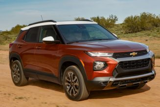 2021 Chevrolet Trailblazer First Drive: Some Small Misses, But Big Wins