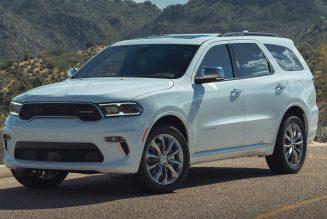 2021 Dodge Durango First Look: Not New, but Improved