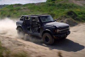 2021 Ford Bronco: How the Wrangler Fighter Went From Foam Concept to Reality