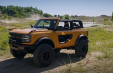 2021 Ford Bronco Sasquatch Package Explained: Yes, You Can Get 35-Inch Tires on the Base Bronco