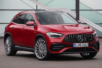 2021 Mercedes-AMG GLA 35 First Drive Review: AMG All the Things?