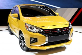 2021 Mitsubishi Mirage First Look: The Subcompact Lives