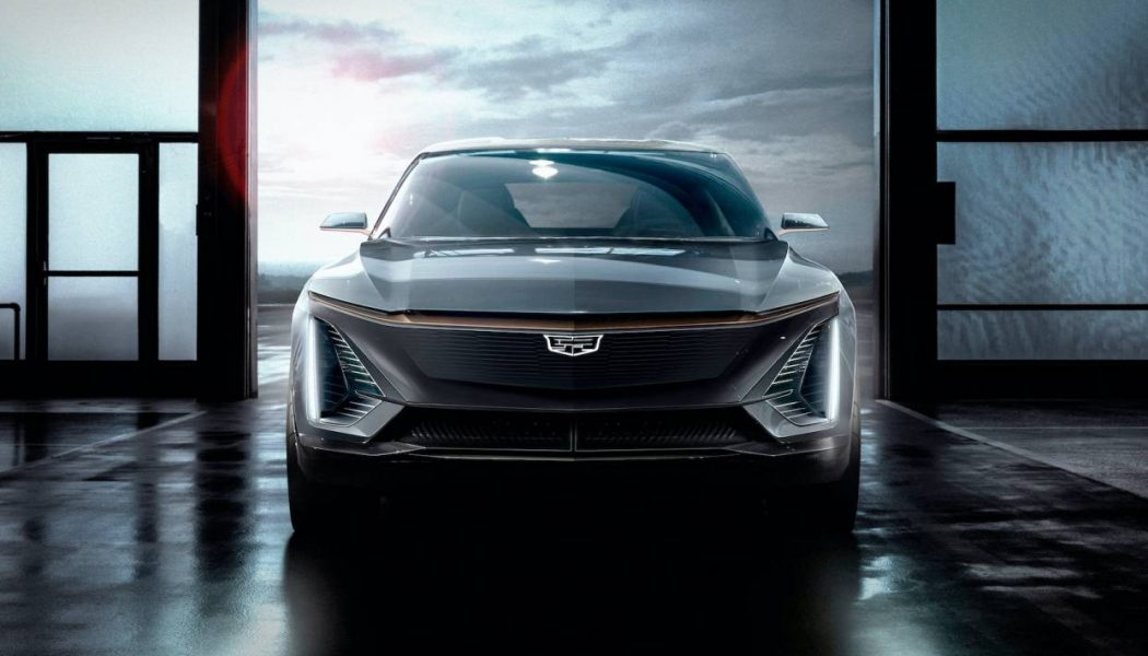2023 Cadillac Lyriq EV: The First Electric SUV from GM's Luxury Brand