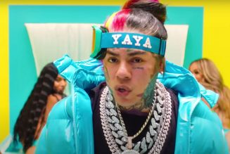 6ix9ine Releases Spanish-Language 'Yaya' With New Music Video: Watch