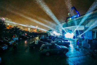 A Seattle Company Disguised a Drive-In Rave as a Religious Service—And Got Away with It