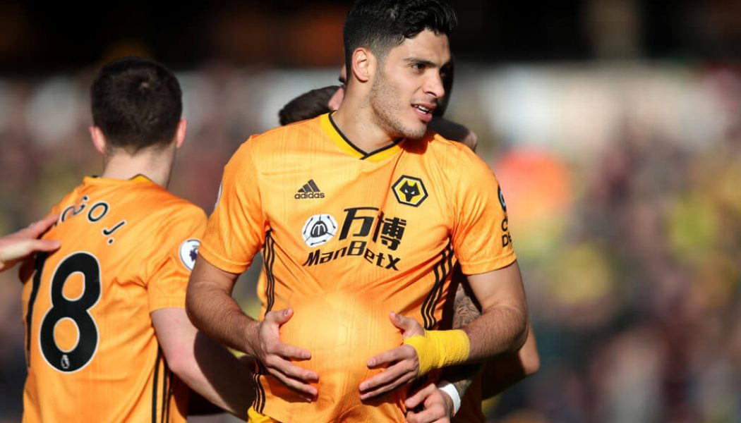 'Absolutely stunning' – Gary Lineker in awe of Raul Jimenez's goal for Wolves today