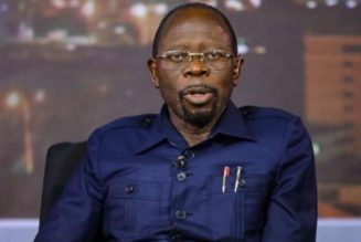 Adams Oshiomhole: I'm back to reclaim Edo for APC