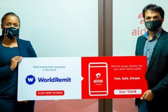 Airtel Africa Expands Network with WorldRemit