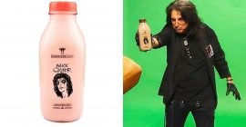Alice Cooper Is Getting His Own … Chocolate Milk