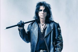 ALICE COOPER Is Once Again Collaborating With Hitmaker DESMOND CHILD