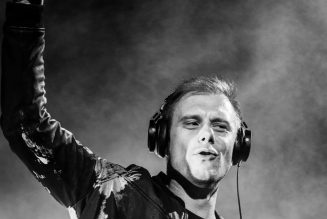 "Armin van Buuren Announces Forthcoming ""Lost Tapes"" Album"