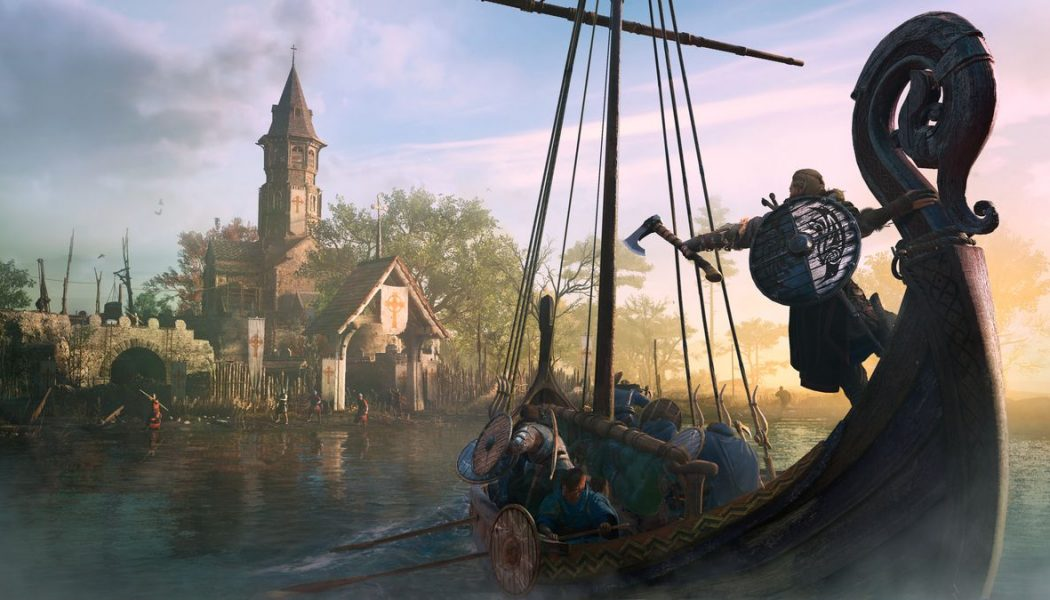 Assassin's Creed Valhalla's new Vikings don't change up the formula much
