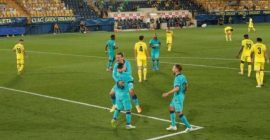 Barcelona outclass Villarreal after recent disappointments