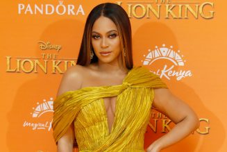 Beyonce's 'Black Is King' Visual Album Has Arrived