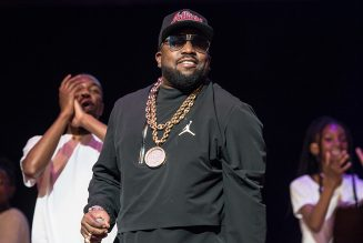 Big Boi Reminisces About Hanging With Kate Bush, Hints at Possible Collab