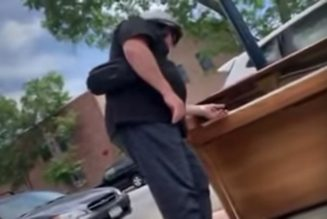 Billy Joel Stops to Play Random Piano on Sidewalk: Watch