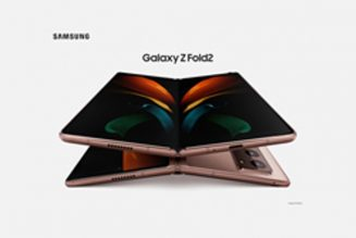 Blurry Samsung Galaxy Fold 2 leak hints at camera upgrades and gold model