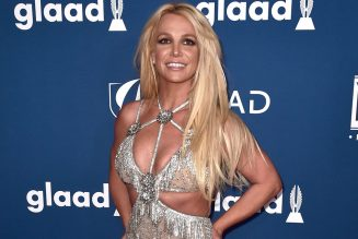 Britney Spears Is 'Demanding Attention' With Stunning Body Henna