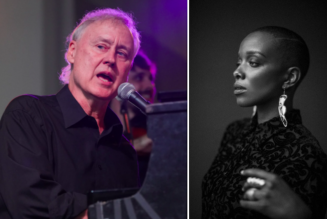 """Bruce Hornsby Teams with Jamila Woods for """"Bright Star Cast"""": Stream"""