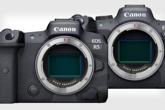 Canon Unveils Two Mirrorless Cameras – the EOS R5 and EOS R6
