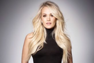 Carrie Underwood Announces First-Ever Christmas Album 'My Gift'