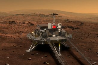 China is about to launch a trio of spacecraft to Mars —including a rover
