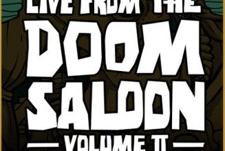 Clutch Announce Live from the Doom Saloon Volume II Livestream Concert