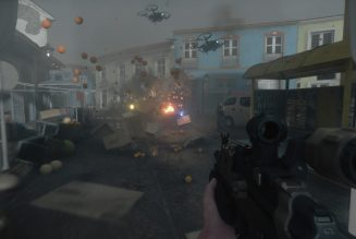 Control developer Remedy explores military shooters with CrossfireX on Xbox One