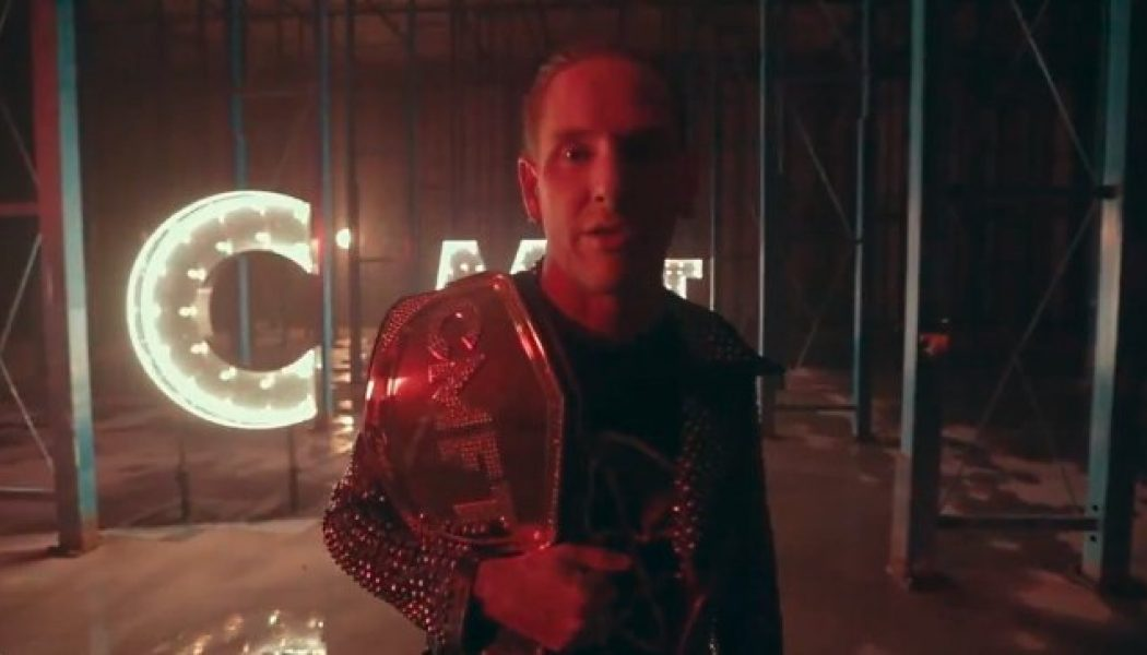 COREY TAYLOR Teases First Music Video For Upcoming Solo Album