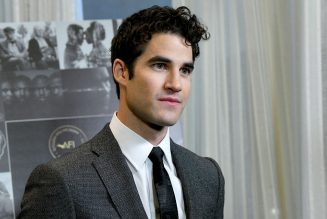 Darren Criss Pays Tribute to Naya Rivera: 'Rest in Peace You Wild, Hilarious, Beautiful Angel'