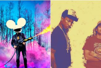 """deadmau5 and The Neptunes Share Trippy Official Music Video for """"Pomegranate"""""""