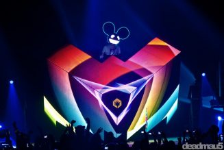 deadmau5 Teases New VR Project with Epic Games' Unreal Engine