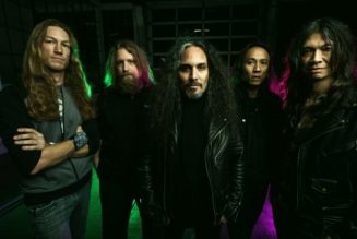 DEATH ANGEL: 'The Enigma Years 1987-1990' Four-CD Box Set Due In October