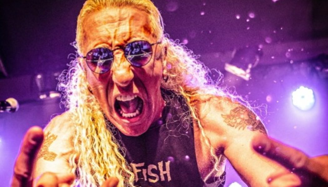 DEE SNIDER Says 'It's Bulls**t' When Bands Come Back After Announcing 'Farewell' Tours