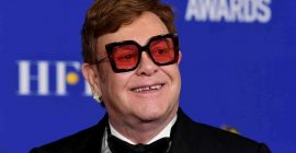 Elton John Celebrated With His Very Own U.K. Coin