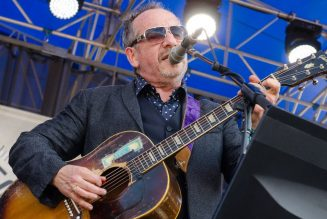 "Elvis Costello Shares New Song ""Hetty O'Hara Confidential"": Stream"