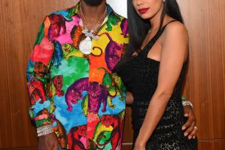Erica Mena & Safaree Samuels Turn Up The Heat With A Steamy New Teaser To Promote Their Only Fans Account