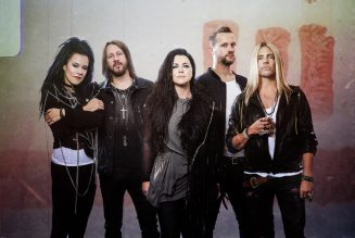 Evanescence Share Second Single 'The Game Is Over'