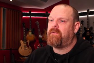 Ex-EXODUS Singer ROB DUKES Says 'Everything's Cool' Between Him And His Former Bandmates