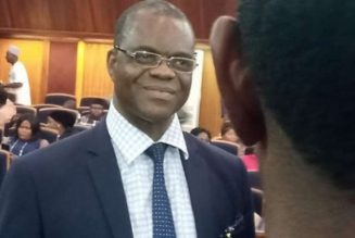 Federal high court chief judge goes on self-isolation