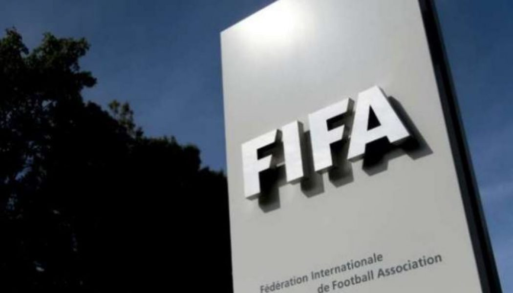FIFA confirms 2022 World Cup match schedule