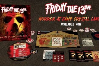 First Official Friday the 13th Board Game Now Available