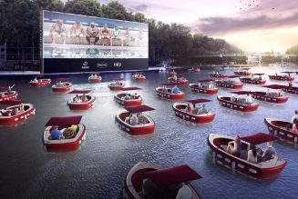 Floating Movie Theaters Coming to New York, Los Angeles, Chicago, and More US Cities