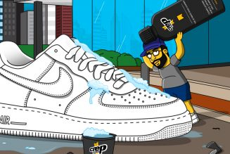 Foot Locker and Crep Protect Kick Off Sneaker Cleaning Day [Video]