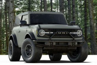 Ford Doubles 2021 Bronco First Edition Production