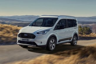 Ford Tourneo Connect and Transit Connect Active Try for a More Active Van Life
