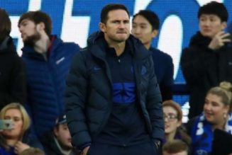 Frank Lampard: West Ham loss shows why we aren't contenders