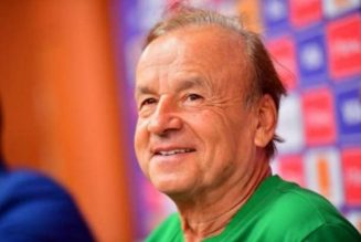 Gernot Rohr: I have the team to qualify for 2022 AFCON, World Cup